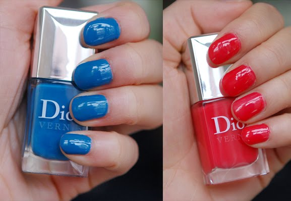 Calypso-Dior-Vernis-Gloss-Couleur-Lagoon-Swatch Dior Summer Mix