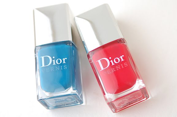 Calypso-lagoon-Dior-Le-vErnis-Gloss-Brilliance-gloss Dior Summer Mix