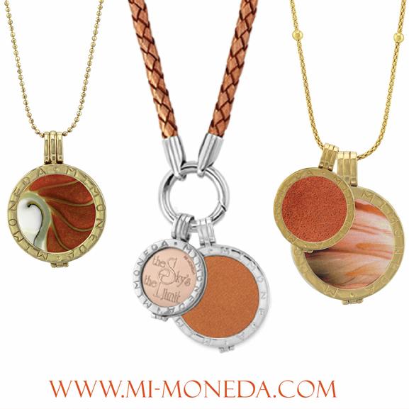 mi-moneda-ketting Musthave: Orange Chic Mi Moneda
