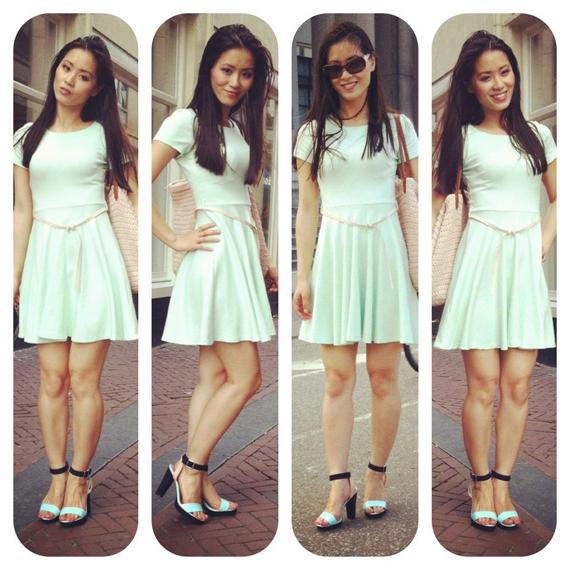 Look-met-de-nieuwe-schoenen-hm The Beauty Musthaves Diary pic's
