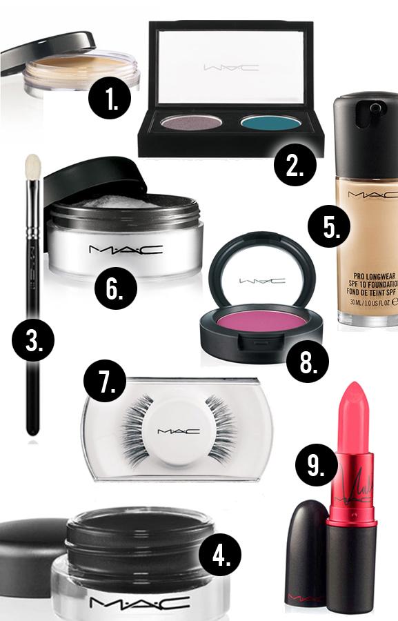 MAC-makeup-shoppen-bij-de-bijenkorf-musthaves MAC make-up online shoppen!