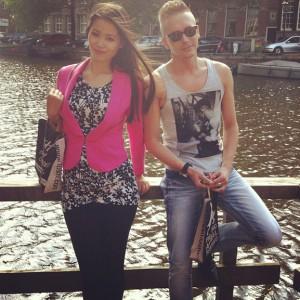 my-en-nino-in-amsterdam-300x300 VIDEO: Een dag naar amsterdam voor Lush & AIFW enz