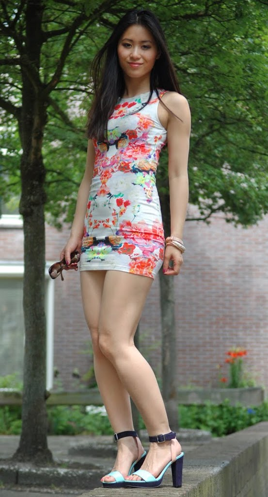 my-huong-outfit-look-of-the-day-dress Look of today: chinese rose dress