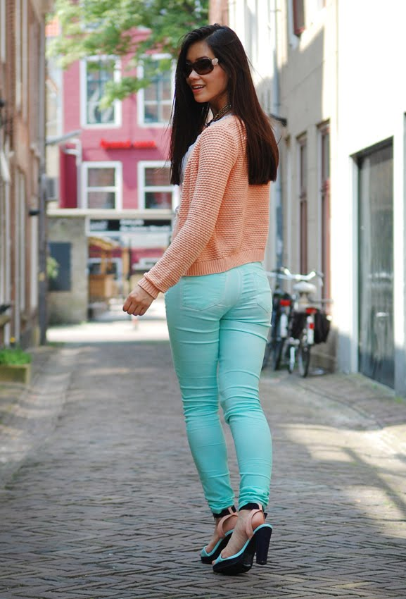 my-huong-pastelprint-look Look of today: Pastel outfit