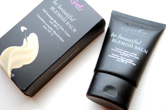 Be-beautiful-sleek-makeup-spf15 Sleek BB Cream 'be beautiful Blemish Balm'