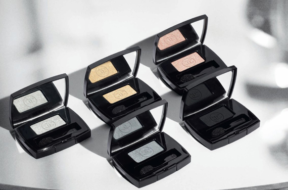 Chanel-fall-2012-eyes-2 Les Essentials de Chanel najaars make-up collectie 2012