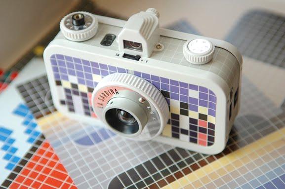Lomography-Stickers-customize Win! Lomography La Sardina Seoul editie