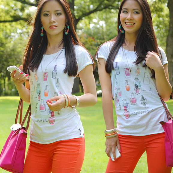 OUTFIT-Look-My-Huong-look-of-the-day Look of today: casual summer outfit