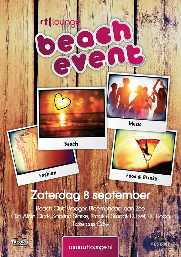 RTL-Lounge-Beach-event-zaterdag-8-september-bloemendaal-aan-zee Win! Kaarten voor de RTL Lounge Beach Event