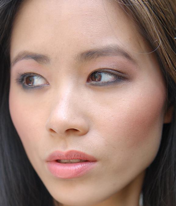 Sleek-Look-make-up-my-huong-honour-2012- Sleek Blushes Honour & Rose Gold