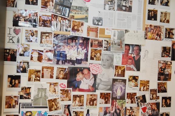 muur-kiehls-shop Een bezoekje aan de Kiehl's shop in Amsterdam
