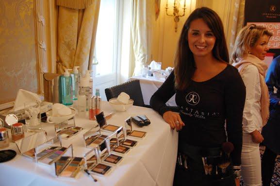 Anastasia-brow-guru-make-up-lijn EVENT: Anastasia 'wenkbrauw guru' presenteert haar make-up collectie