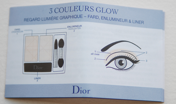 Dior-3-couleurs-Glow-liner-Fard-howto Dior Golden Golden Jungle Fall 2012
