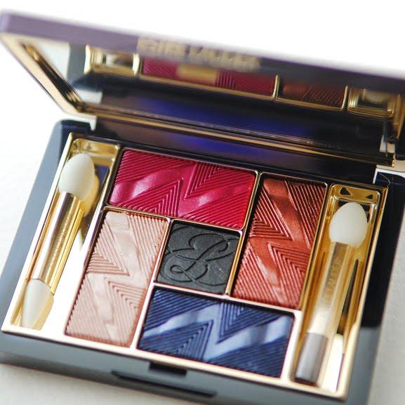 Estee-lauder-fall-winter-palette-2012-violet-underground-cyber-metallic Estée Lauder Violet Underground look 2012