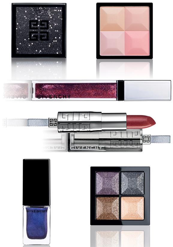 Givenchy-Acoustic-fall-winter-make-up-2012 Givenchy Acoustic Colors Fall/winter 2012