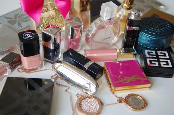 Make-up-addict-luxe-dior-chanel-YSL-Guerlain-Sisley Opgebiecht: een aantal persoonlijke weetjes..