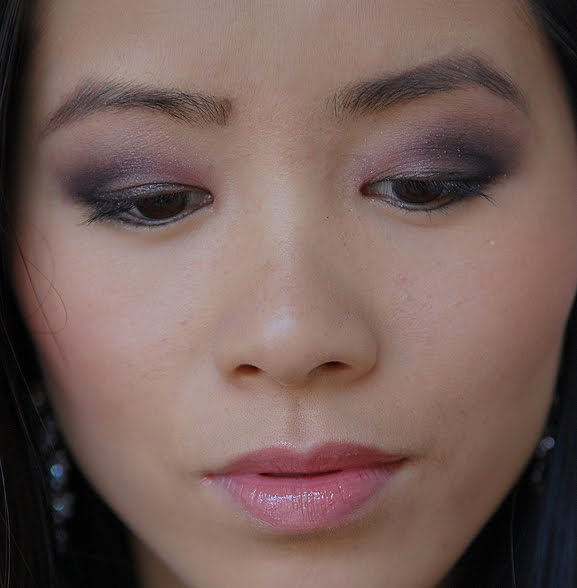 autumn-look-my-huong-make-up-sleek Face of the day: Oh So Special!