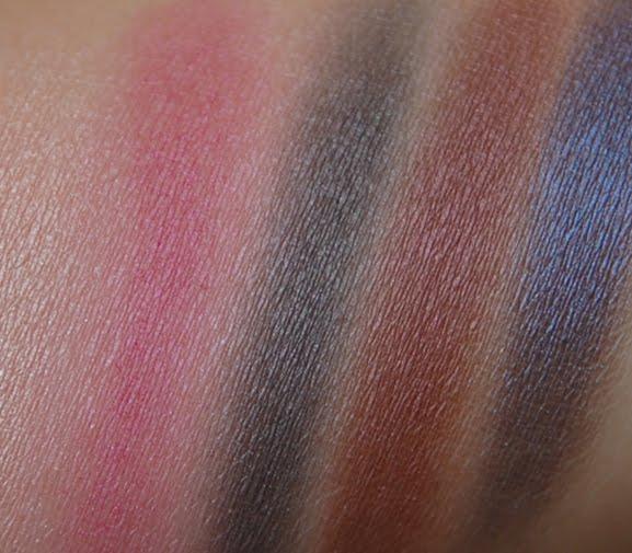 estee-lauder-violet-underground-eyeshadow-2012-fall-cyber-metallic-swatch Estée Lauder Violet Underground look 2012