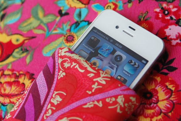 iphone-case-sleeve-4 Fashionable tablet & telefoonhoesje van Sac Coloré