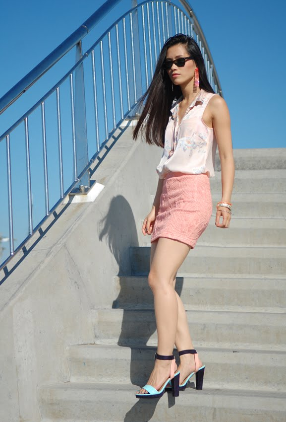 my-huong-outfit-look-peachy Outfit Go peachy