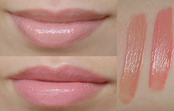 swatches-sisley-phyto-lipgloss-nr-1-en-nr-2-fall-winter Sisley Phyto-Blush Éclat en Phyto-Lipgloss