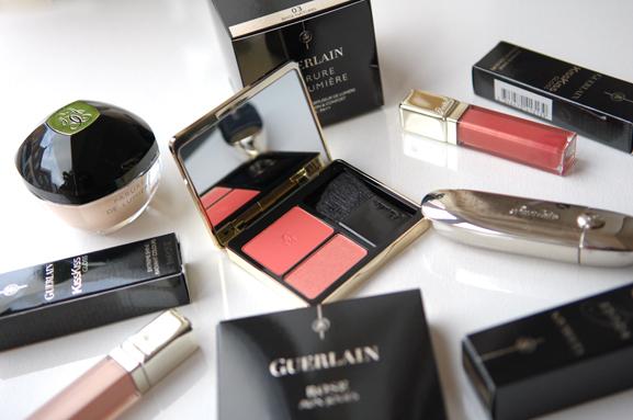 Guerlain-fall-winter-parure-de-lumiere Guerlain Make-up Herfstcollectie 2012