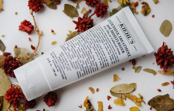 Kiehls-Intensive-treatment-and-moisturizer Kiehl's huidverzorging voor de winter!