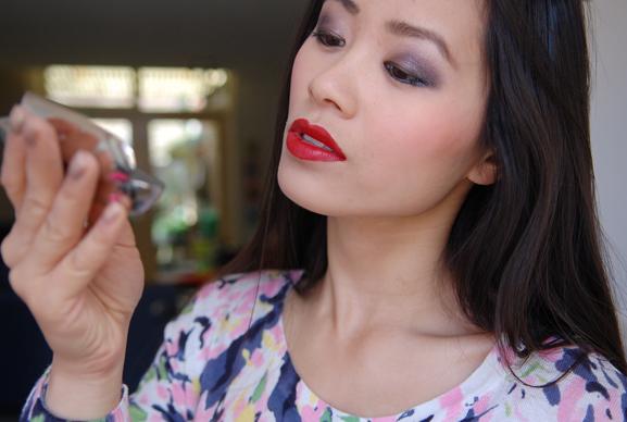 My-Huong-lipstick-guerlain-luxure-Rouge-de-Guerlain Guerlain Make-up Herfstcollectie 2012