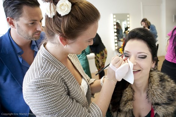 fred-van-leer-hollands-best-make-up-artist EVENT: Holland's best make-up artist
