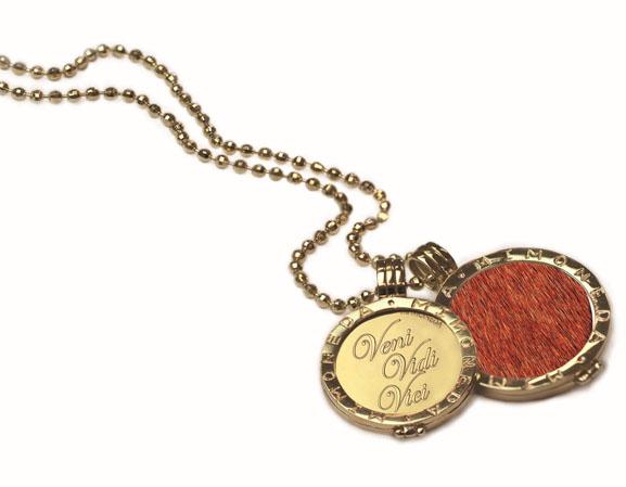 mi-moneda-ketting-goud Shoppen: Sieraden