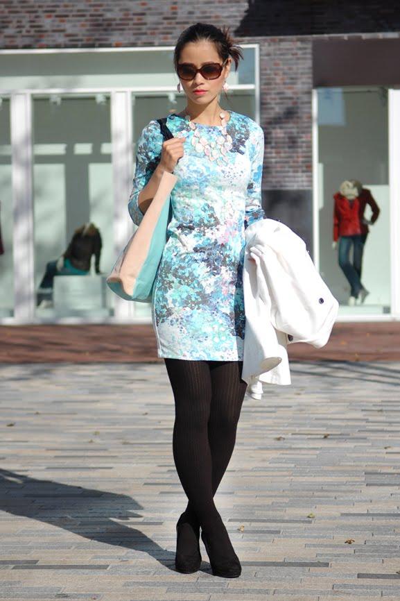 my-huong-pastel-print-dress-leeuwarden-zaailand Outfit: pastel flower love
