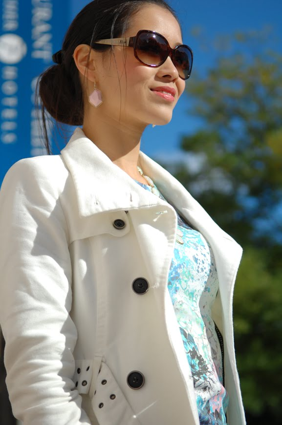 my-huong-stadhoudelijke-hof-leeuwarden-eewal Outfit: pastel flower love
