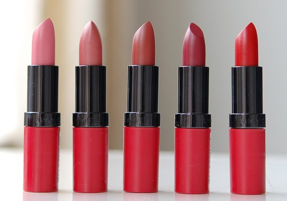 rimmel-matte-lipstick Rimmel Kate Moss Lasting Finish Matte Lipstick