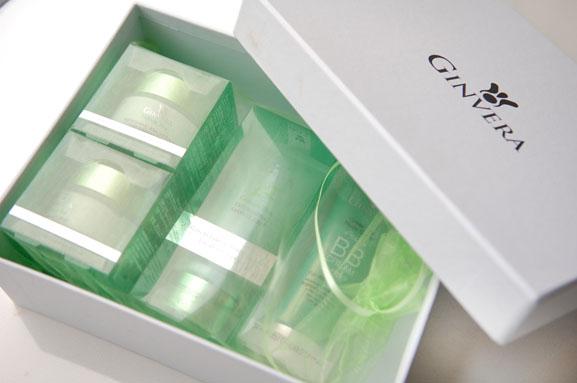 Ginvera-skincare-pakket Ginvera Green Tea Skincare