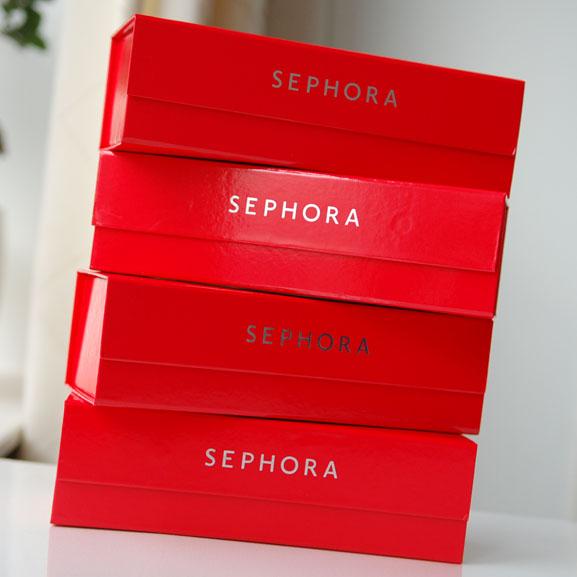 Sephora-winactie WIN! 4x Beauty Goodiebag Sephora t.w.v. 35,-