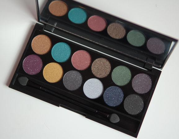 Sleek-i-divine-sparkle-2-palette-3 Sleek Sparkle 2 review