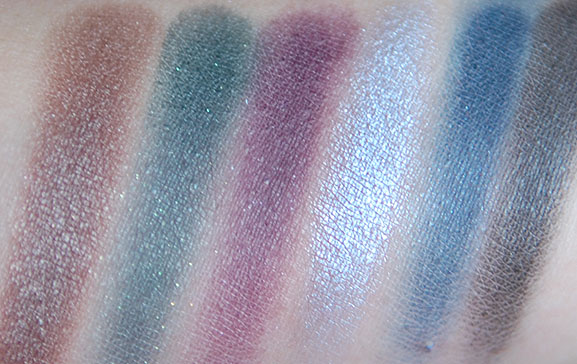 Sleek-make-up-limited-edition-swatches-deel2 Sleek Sparkle 2 review