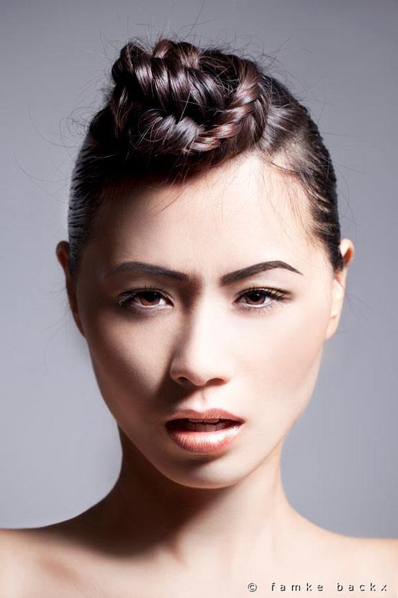 asian-beauty-shot-model-my-huong-look-fotos Foto's: Classy beauty