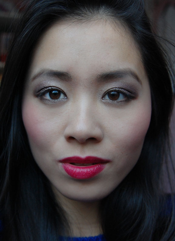 my-huong-Make-up-look-Dior-Christmas-ball-review-swatches Dior Grand Ball  -Kerstcollectie 2012