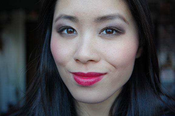 my-huong-dior-5-Couleurs-Fairy-Golds-look Dior Grand Ball  -Kerstcollectie 2012