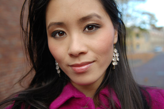 my-huong-face-look Outfit: colorblocking autumn