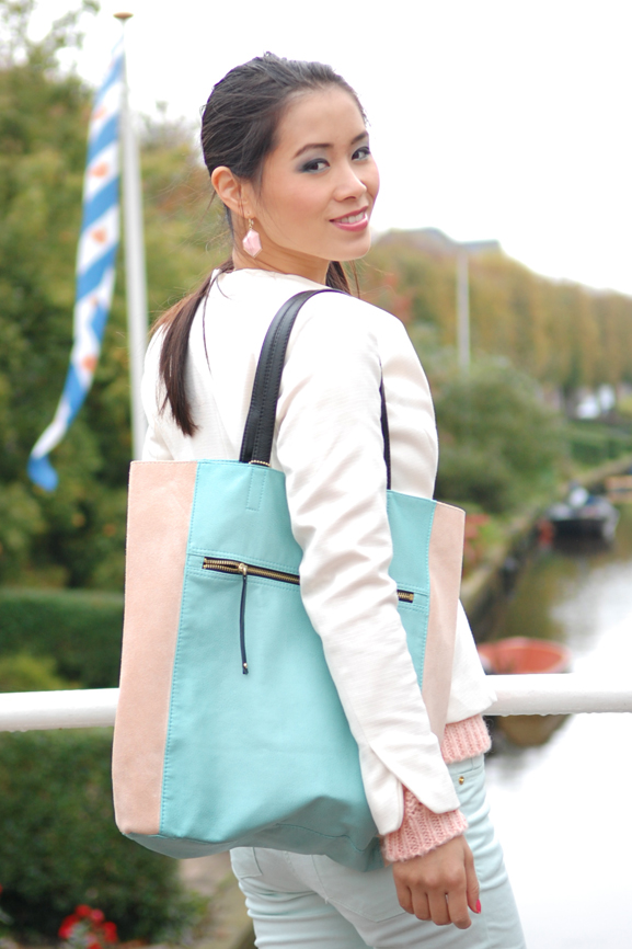 my-huong-outfit-ijlst-pastel-look OUTFIT: pastel green vs.pink