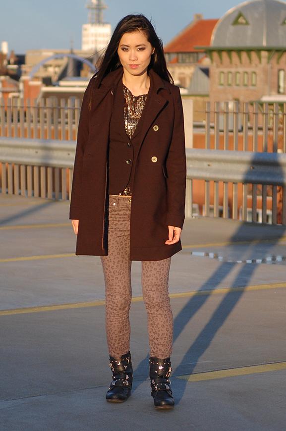 MY-HUONG-LOOKfotos-biker-boots-goud Outfit: Biker look