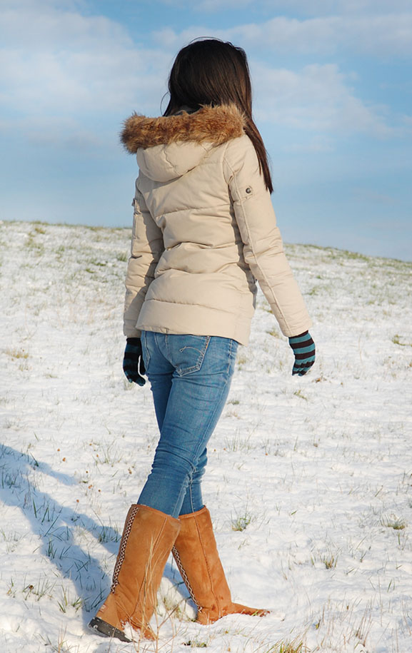 my-huong--snow-outfit OUTFIT: Winter Glow!