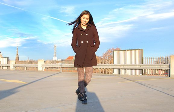 my-huong-look-leeuwarden Outfit: Biker look