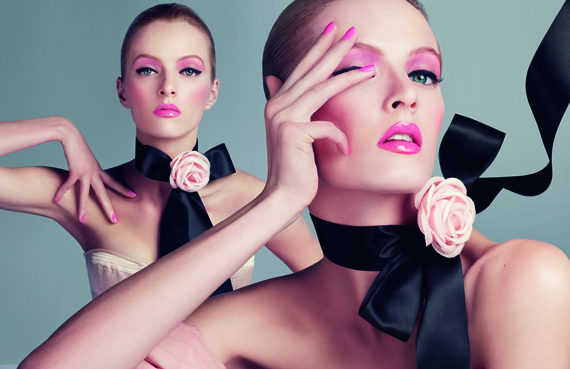 Cherie-Bow-2013-Visual Dior New Look Spring 2013
