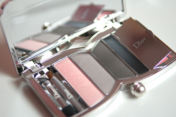 Dior-Palette-Cherie-bow-make-up-2013-spring Follow up: Dior Cherie Bow Spring 2013 + look
