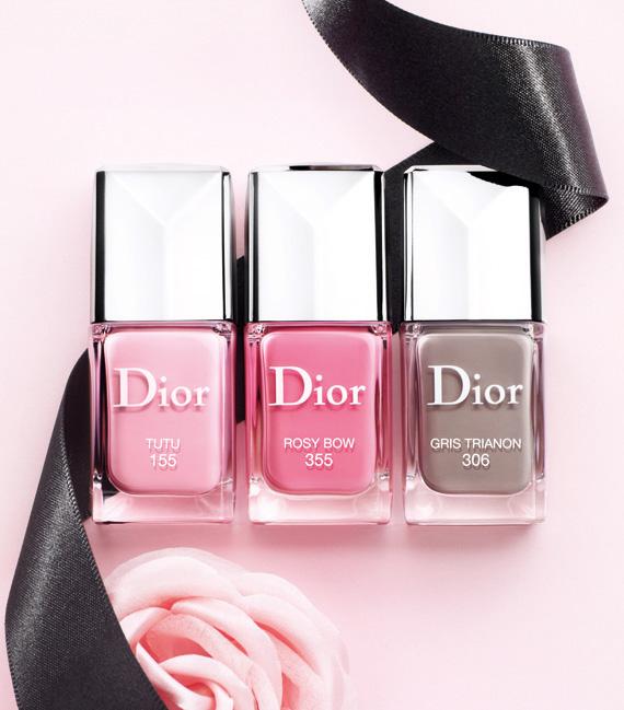 Dior-Vernis-moodpackshot Dior New Look Spring 2013