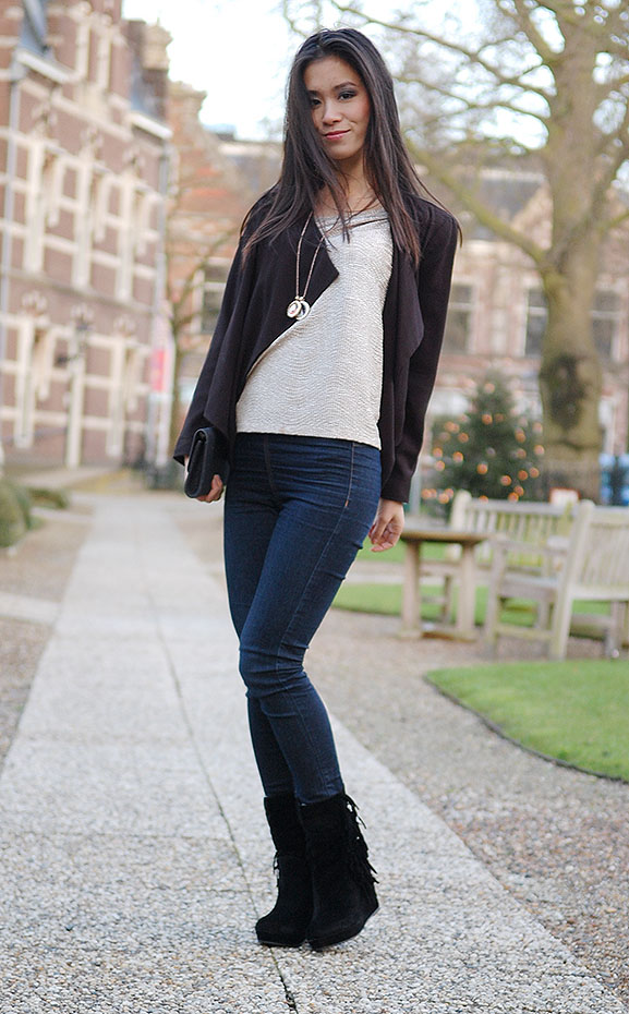 My-Huong-hippe-schoenen-look-outfit Outfit: eenvoudig chique