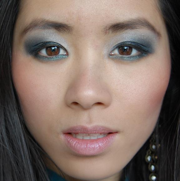 My-Huong-look Make-up looks van 2012